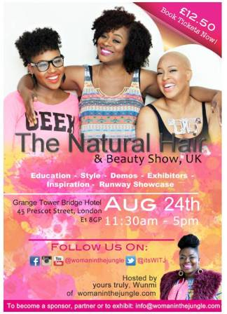 Natural Hair & Beauty Show 2013
