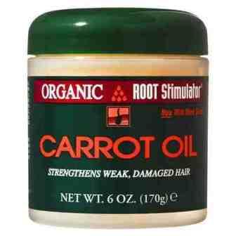 ors carrot oil