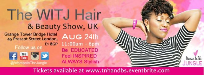 WITJ Natural Hair and beauty Show
