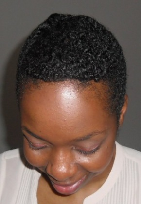 Flat twist French Roll updo_5