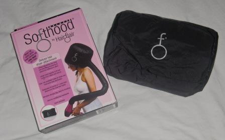 Curlformers soft hood